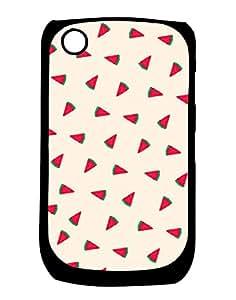 Pickpattern Back Cover for Blackberry Curve 8520