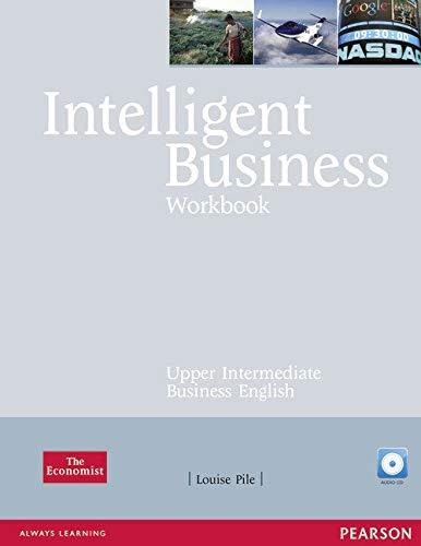 Intelligent Business Upper Intermediate Workbook and CD pack: Workbook with Audio CD por Tonya Trappe
