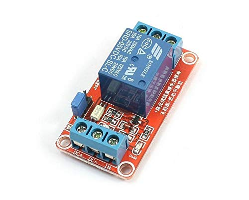 Delay Timer Relay - 1 Channel Trendy Relay Module With Optocoupler H L Level Time Delay Switch Timer 1pcs - Relay 110v 120v Timer Delay Relay Time Board Timer Temperature Sensor Arduino Arduino