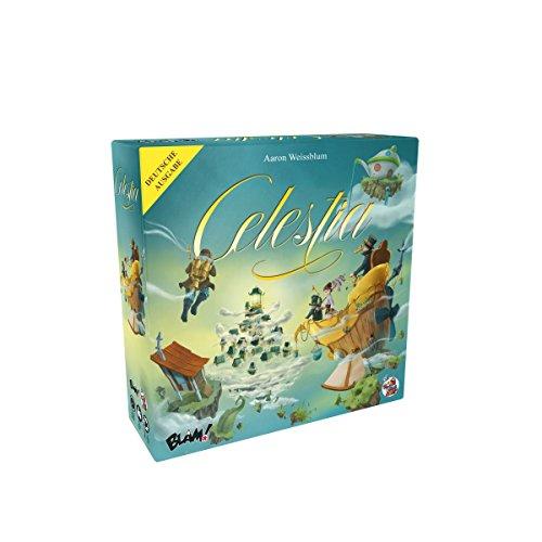 Blackrock Editions BLAD0002 Celestia- Grundspiel