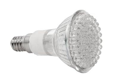LED Lampe Leuchte Strahler E14 3W 60 LEDs 230V Kaltweiß 225 Lumen von Goliath bei Lampenhans.de
