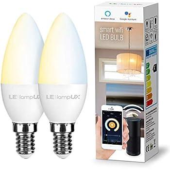 LED Birne ~ STEP DIMMING ~ E14  Lampe Automatik Glühbirne dimmbar ohne Dimmer
