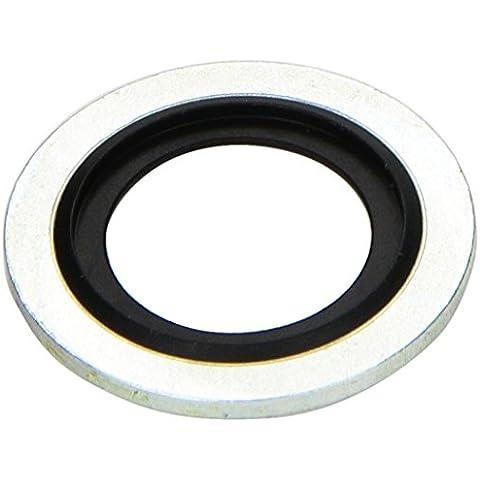 CORTECO 006339H Anillo de junta, tapón roscado de vaciado de aceite (100 piezas)