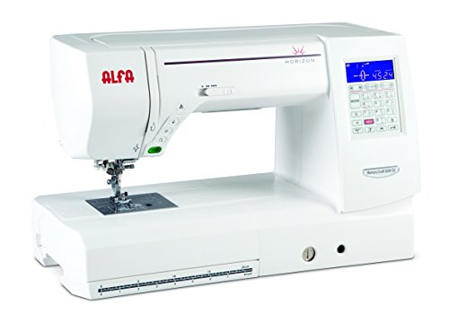 Alfa HORIZON 8200 ELECTRÓNICA Ideal para patchwork