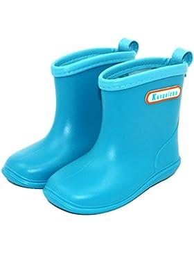 Botas de Agua Niños Zapatos de bebé Botas a prueba de agua