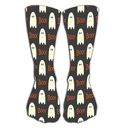 rts Men Women High Socks Stocking Halloween Background File Layered Easy Manipulation Custom Coloring Positive Tile Length 19.7