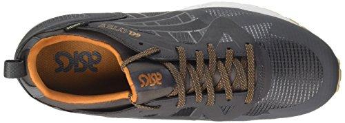 Asics Gel-Lyte V Ns G-Tx, Chaussures de Running Homme Noir (Dark Greydark Grey)