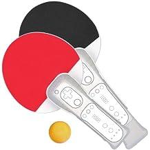 Pack 2 raquettes ping-pong Wii [Importación francesa]