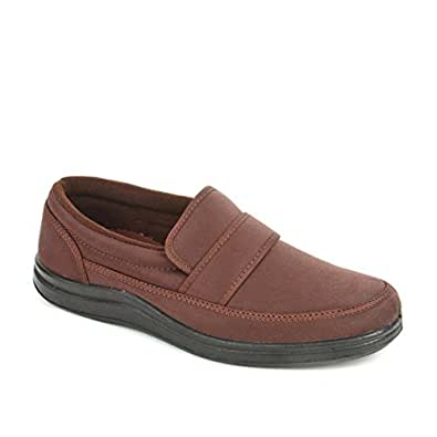 Gliders (From Liberty) Men's Brown Moccasins - 11 UK/India (46EU)(3070005160460)