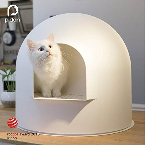 pidan studio - Igloo Cat Litter Box Finden Sie Weitere Red Dot