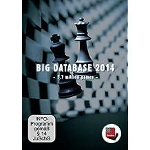 Big Database 2014: Schachdatenbank mit 5,7 Millionen unkommentierten Partien