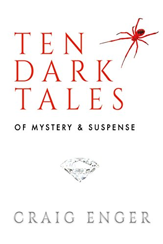 Ten Dark Tales of Mystery & Suspense (English Edition)
