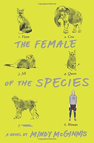 The Female of the Species por Mindy Mcginnis