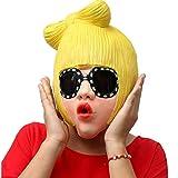 WHFDRHWSJMJ Halloween Maske LED Light Horror Maske Latex Latex Party Maske Vollgesichts Erwachsene Cosplay Maske Realistische Maskerade Kostüm Für Party Masken Halloween, a