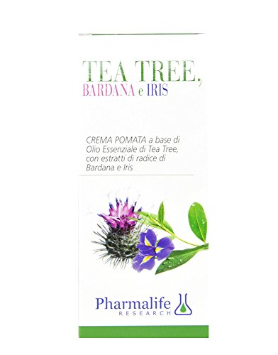 Crema Pomata Tea Tree Bar&Iris -