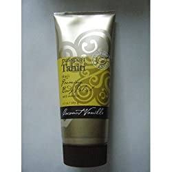 Passport Tahiti COCONUT VANILLE Vanilla Foaming Body Polish with Tamanoi from Bath & Body Works