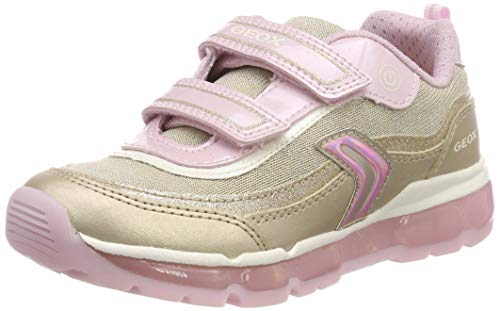 Geox J Android Girl A Low-Top Sneakers