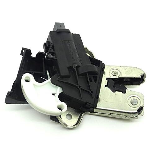 YIHAO bootlid hinten Trunk Deckel Schloss-Verriegelung für VW Jetta MK5Passat B6B7CC 4F5827505d 2005–2013Audi A4Limousine nur (Sedan Trunk)