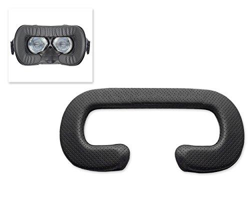 DSstyles 21 x 10 x 1cm Gesicht Ersatz Auge Maske Schaumstoffmatte mit PU Leder Cover für HTC VIVE VR