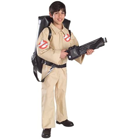 Disfraz de Cazafantasmas para niño, de 8 a 10 años
