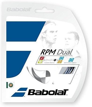 BABOLAT RPM Dual Tennis Perizoma 17 g by by by Babolat | Prima Consumatori  | Qualità e consumatori in primo luogo  883ef0