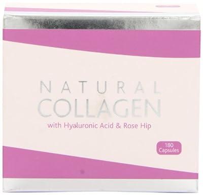 AHS Natural Collagen Capsules - Pack of 180 Capsules