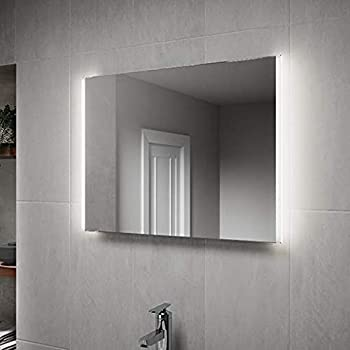 500 X 700 Mm Modern Illuminated Led Bathroom Mirror With