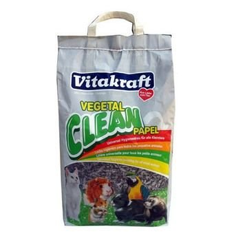 VITAK. Vegetal Clean Papel 25L.