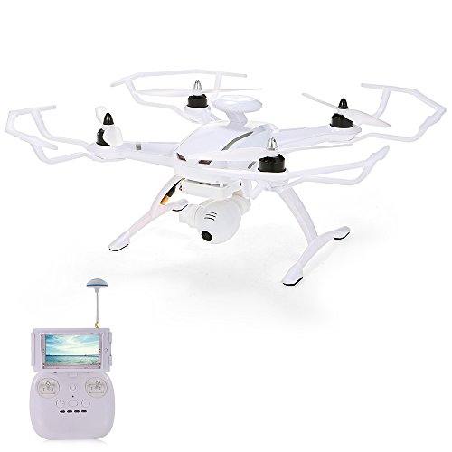 Goolsky AOSENMA CG035 Drone con cámara 1080P HD 5.8G FPV RC Quadcopter RTF Brushless Doble GPS Gimbal Follow Me Mode