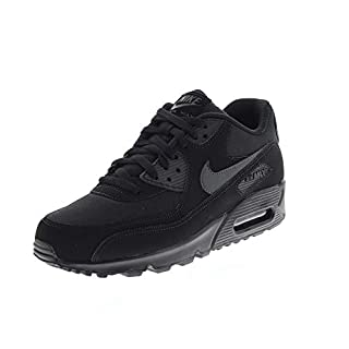 Nike Men's Air Max 90 Essential Training Shoes, Multicolour Anthracite-Black 011 9 UK (B07HYPM6RP) | Amazon price tracker / tracking, Amazon price history charts, Amazon price watches, Amazon price drop alerts