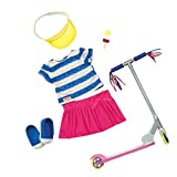 Our Generation 44332 - Outfit Deluxe - Rolleroutfit