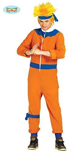 Manga Trainingsanzug - Kostüm für Herren Gr. M/L, Größe:L