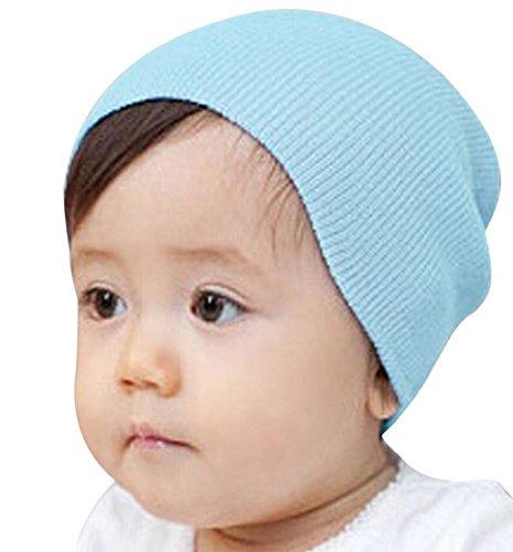 12d0653ade40 Bonnet Bébé, Amlaiworld Baby Beanie Garçon filles Soft Hat Enfants hiver  chaud Casquettes (1