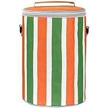 Bolsas de aislamiento impermeables redondas Bolsas de almuerzo raya