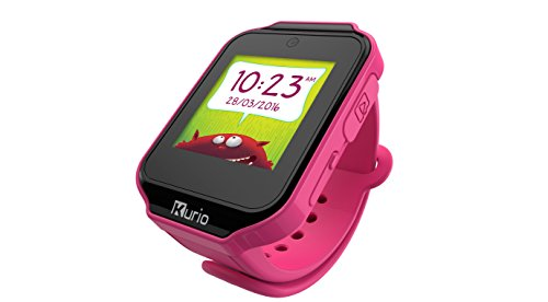 Preisvergleich Produktbild Kurio DECIIC16501 - Smartwatch für Klein und Groß, pink