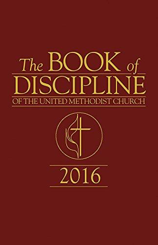 discipline united methodist church book of