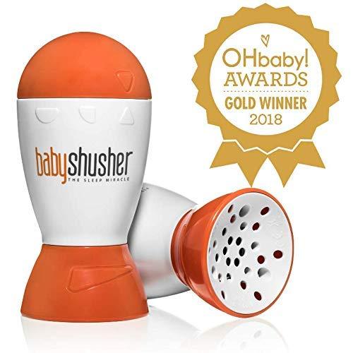 Baby Shusher - das Einschlafwunder / die Einschlafhilfe für Babies