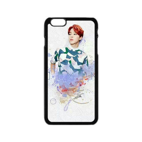 Custom Kpop Bts Bangtan Boys Jimin Cover Case Protector For iPhone 6 and iPhone 6S