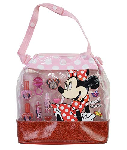 MARKWINS- Minnie Mouse Neceseres para Maquillaje