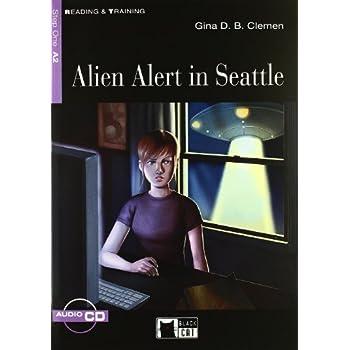 Alien Alert in Seattle (1CD audio)