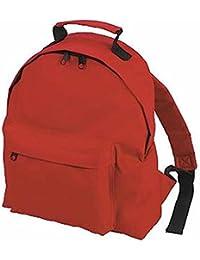Halfar - Sac à dos ENFANT école loisirs - 1802722 RUCKSACK KIDS - rouge - mixte fille / garçon
