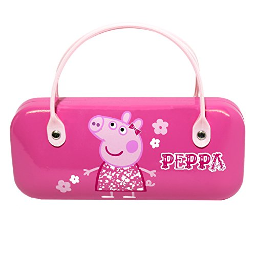 Peppa Pig Mädchen Brillenetui rosa AS IN PICTURE One size