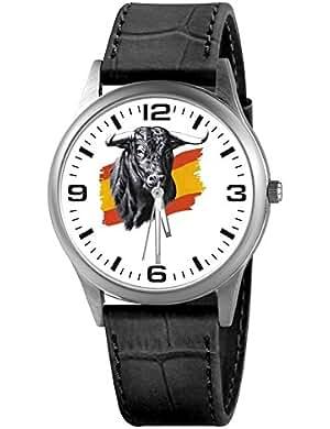 Reloj Personalizado con Toro