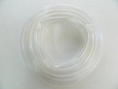 Tuyau PVC Souple Transparent 15m Tube Watercooling diam. 8 mm