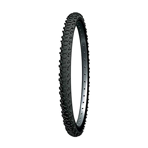 Price comparison product image Black bicycle tire 26x2.00 country mud tr