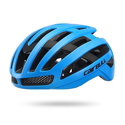 Cairbull Fahrradhelm für Herren Damen und Kinder Jungen 52-58 58-62 cm Helmmütze Fahrrad MTB Helm