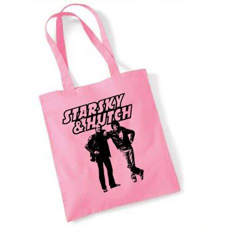 Starsky & Hutch pouf e borsa, colore: rosa