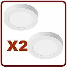 Ledbox Plafón LED Kramfor, 25 W, Blanco Neutro