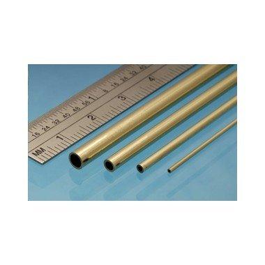Rund Messingstab 3mm x 0.45mm 3 Teile #BT3M