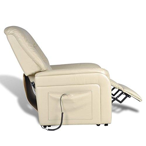 vidaXL Relaxsessel mit Aufstehhilfe Elektrisch - 3
